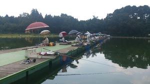 ヘラ管理釣り場